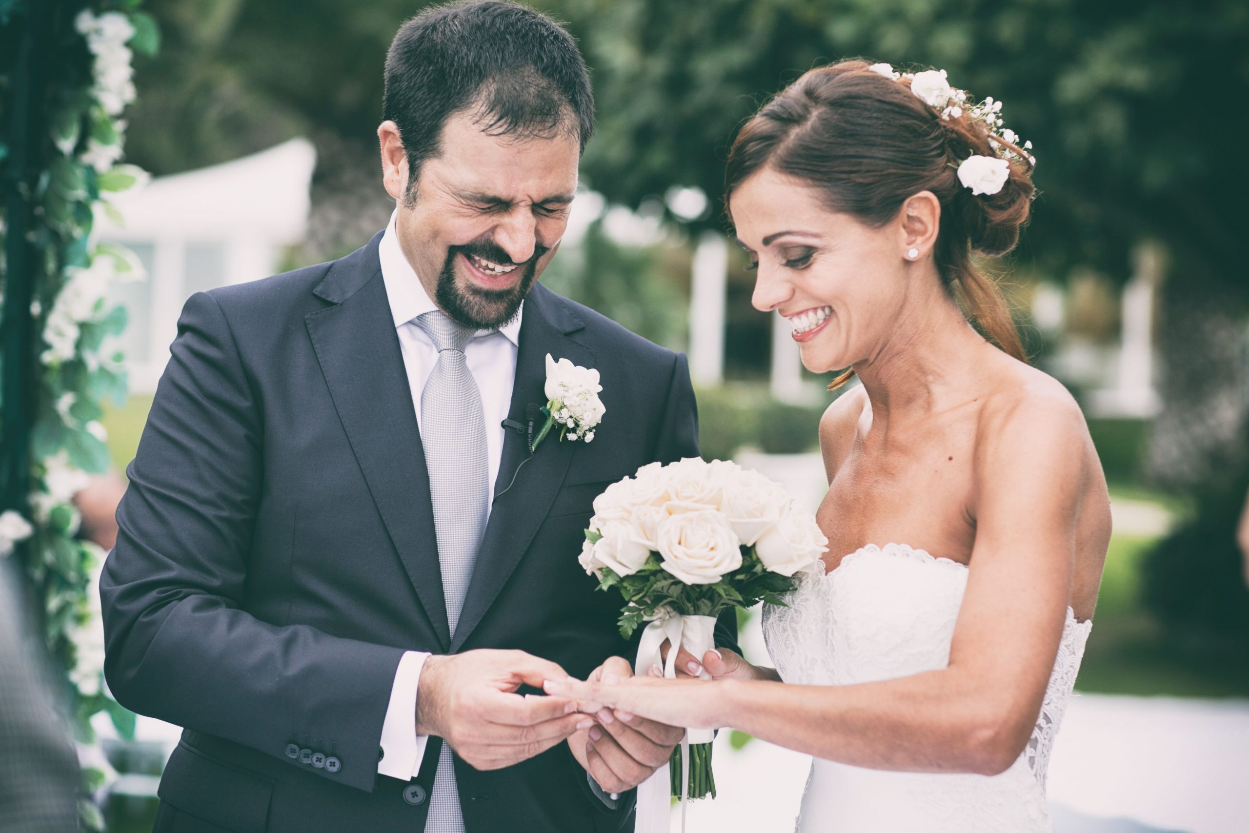 La passione per i matrimoni diventa un lavoro